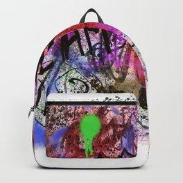 Metaphysical Penguin I AM A WEIRDO Backpack