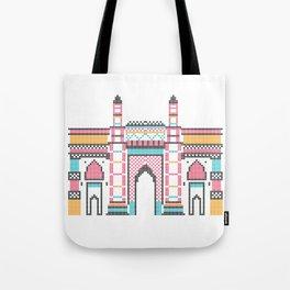 Gateway of India Tote Bag