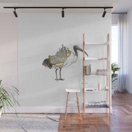 Bird City Wall Mural