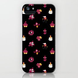 Little Ghosties iPhone Case