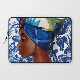 Turban lady Laptop Sleeve