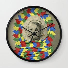 Teletubbies Poison Wall Clock