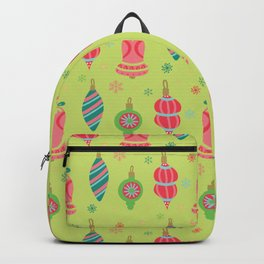 May your days be merry Backpack