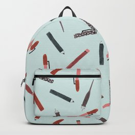 Pens and pencils Backpack