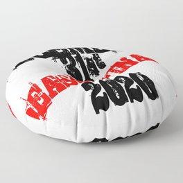 December 31st 2020 Season Finale Joke Floor Pillow