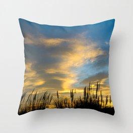 Camargue Sunrise  Throw Pillow
