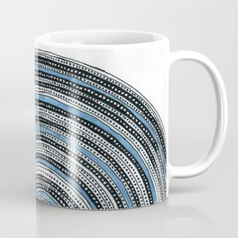 Dotty mandala Coffee Mug