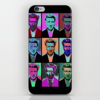 popart iPhone & iPod Skins featuring Different popart by Renars