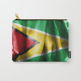 Guyana Flag Carry-All Pouch
