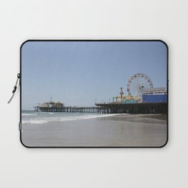 Santa Monica Pier Laptop Sleeve