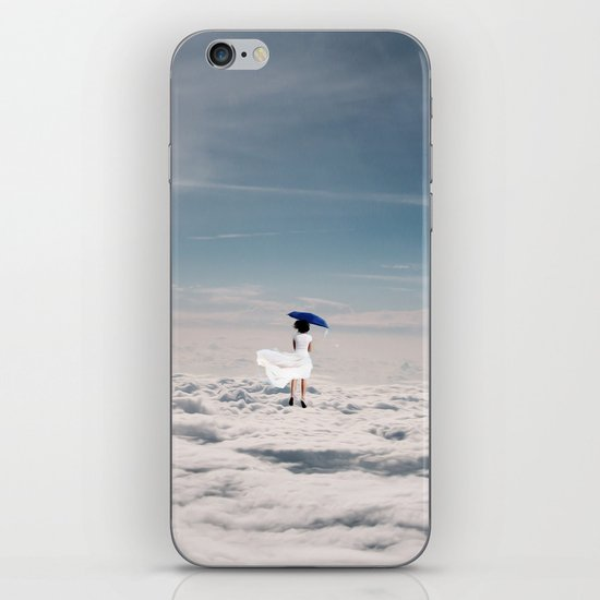 The Traveling Dewdr0p iPhone & iPod Skin
