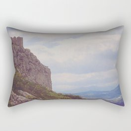 Corinthian Skies Rectangular Pillow