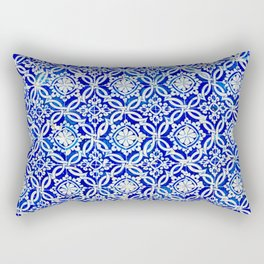 Azulejo Rectangular Pillow