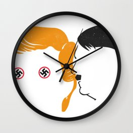 From Beyond The Grave Wall Clock
