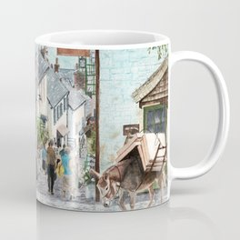 Clovelly, Devon. Coffee Mug