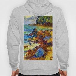 Wassily Kandinsky On the Beach Hoody