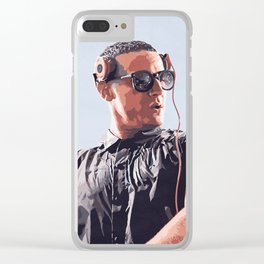 Dj Snake Clear iPhone Case