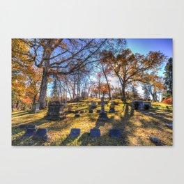 Sleepy Hollow Cemetery New York Leinwanddruck