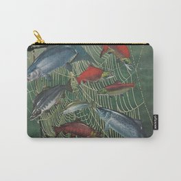 Salmon Trap Carry-All Pouch