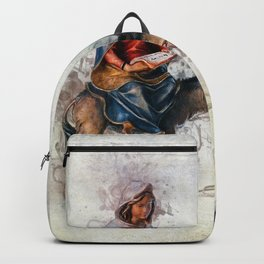 Journey to Bethlehem Backpack