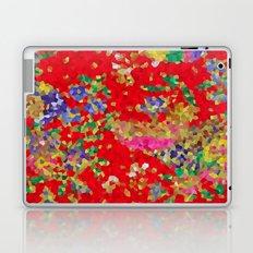 Joyful background. Laptop & iPad Skin