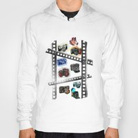 cameras Hoodies featuring Iconic Cameras! by CRankin