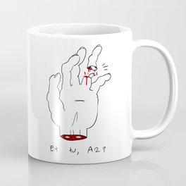 Et Tu, A2? Coffee Mug