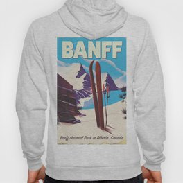 Banff National Park in Alberta Canada Hoody