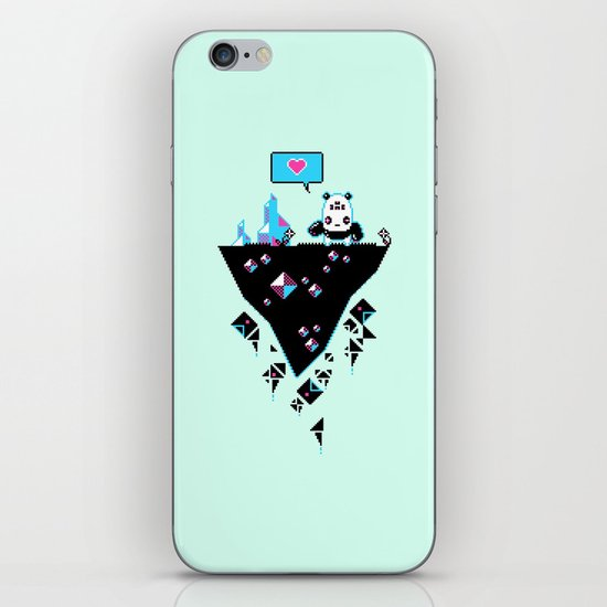 PandaC iPhone & iPod Skin