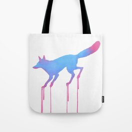 winter_fox Tote Bag
