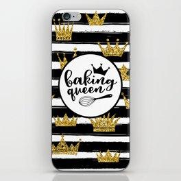 Baking Queen iPhone Skin