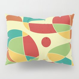 Abstract #135 Pillow Sham
