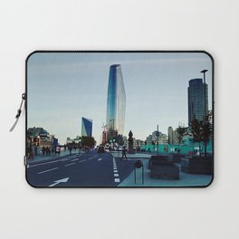 City. Laptop Sleeve