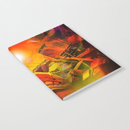 Lighthouse romance Notebook