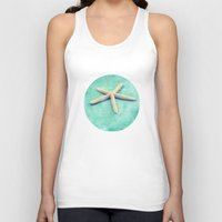 starfish Tank Tops featuring starfish by Sylvia Cook Photography