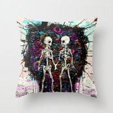 Dormir Throw Pillow