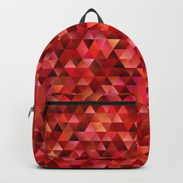 Bloody triangles Backpack