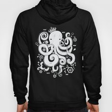 Royal Octopus - black Hoody