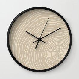Vestigĭum #2 Wall Clock