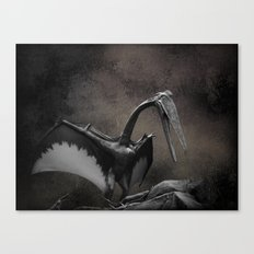Prehistoric Canvas Print