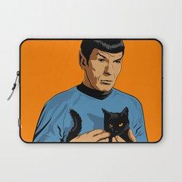 Spock's cat Laptop Sleeve