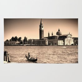 A perfect day in Venice Rug