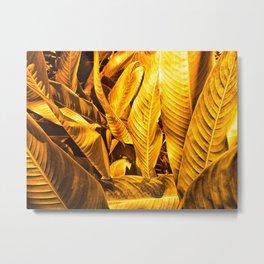 Pasifika No Ka Oi Metal Print
