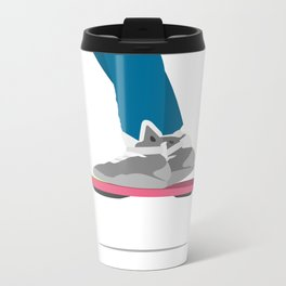 Power Laces (The 2015 Collection) Metal Travel Mug