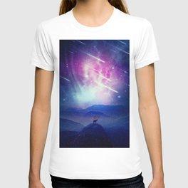 Majestic Cosmic Guardian T-shirt