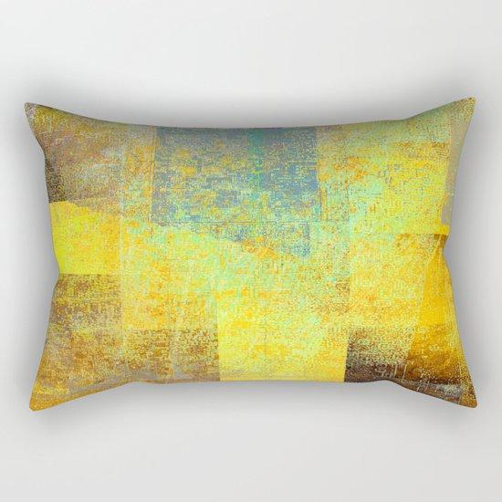 rising concern 2c Rectangular Pillow