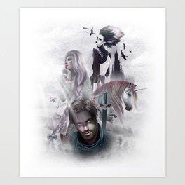 LEYEND Art Print