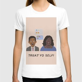 TREAT YO SELF- Emoji Edition T-shirt