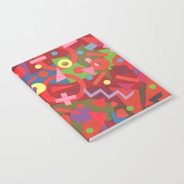 Strawberry (Fraise) Notebook