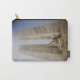 Towers in the mist Carry-All Pouch